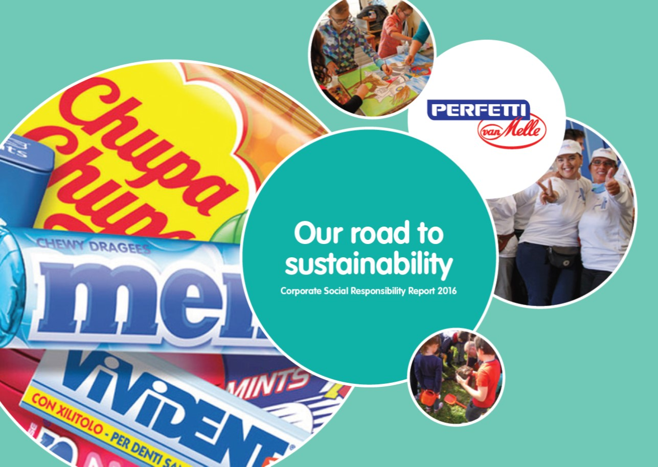 Perfetti Van Melle is proud to share its first global CSR Report with you!